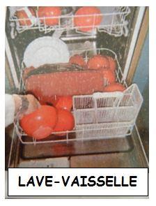 lave vaissellle